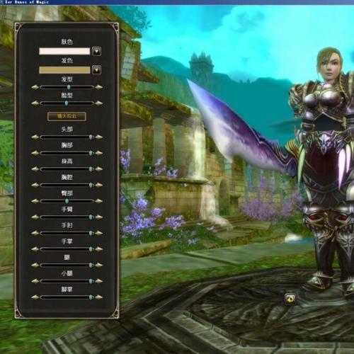 网络游戏【魔法之门】WIN版一键即玩服务端+客户端+详细教程