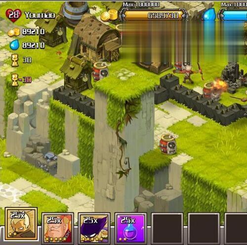Cocos2d-X游戏,部落战争手游源码+服务端+客户端+资源+开发文档